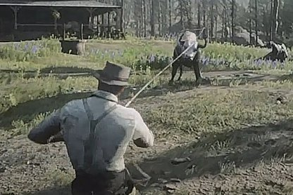 Red Dead Redemption 2 Epilogue 1 Farming for Beginners