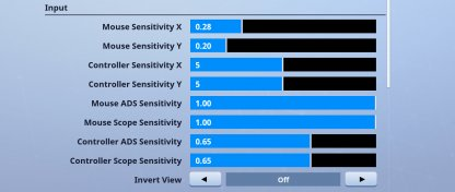 Adjust PC Settings & Mouse Sensitivity