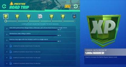 Prestige Missions Provide Bonus Rewards