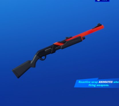 DYNAMIC FIRE Wrap - Shotgun