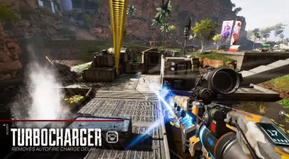 Get The Turbocharger Hop Up For Faster Full Auto Fire