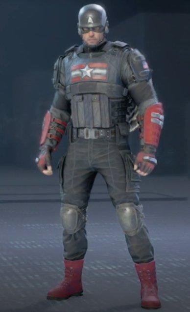US Agent
