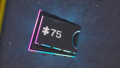 Fortbyte 75 Location - Found Within An Airport Hangar
