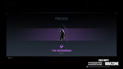 The Woodsman (Epic)