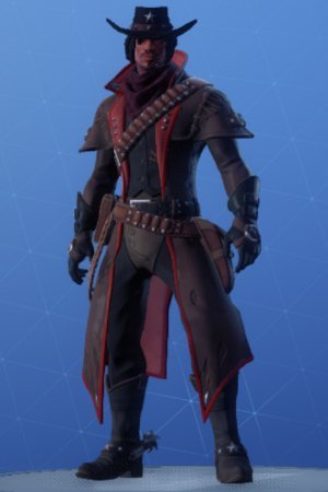 Skin Outfit DEADFIRE