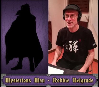 OD English Voice Actor - Robert Belgrade
