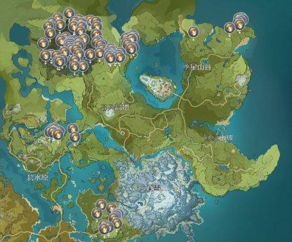 All Mushroom Locations