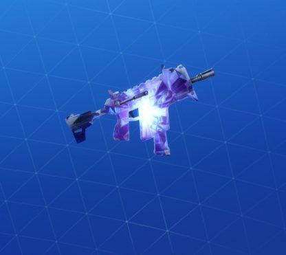 ETERNAL ZERO Wrap - Submachine Gun