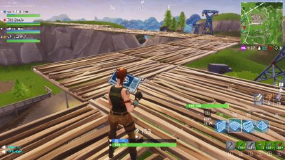 Use Floors to Bridge Mountains