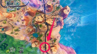Claptrap Location map