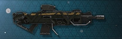 Guardian Marksman Rifle