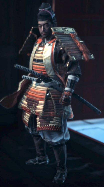 Gosaku Armor II