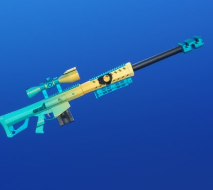FADED COOL Wrap - Sniper Rifle