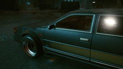 Cyberpunk 2077 Update 1.04 Vehicles Fix