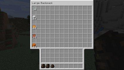 Backpack Usage