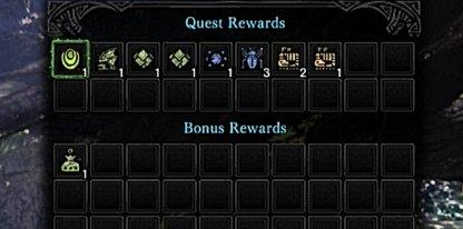 Increase Monster Material Rewards In Box