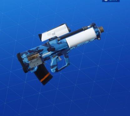 BLUE CAMO Wrap - Misc