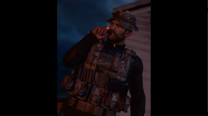 Character From The Modern Warfare Series