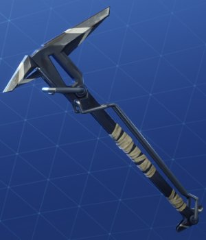 Pickaxe Skin FATED FRAME