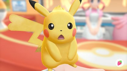 Pikachu Spiky Hair