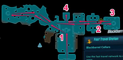 Eden-6 - Blackbarrel Cellars Map