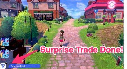 Surprise Trade icon