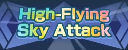 High-Flying Sky Attack