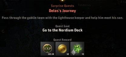 Surprise Quests