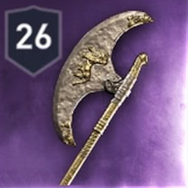 Ornate Axe Stats