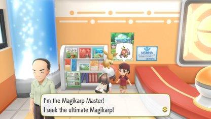 Magikarp Master Trainer