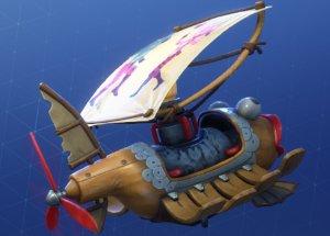 Glider skin Image SHADOW PUPPET