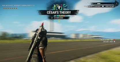 Just Cause 4 Cesar