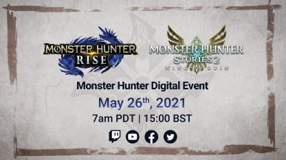 May 26 Digital Event