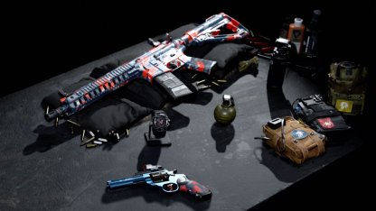 Unlock Weapon Camo For A New Weapon Look!