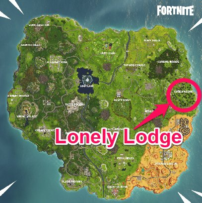 Stage 4: Land at Lonely Lodge