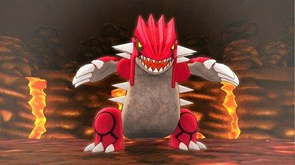 Boss Fight: Groudon