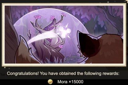 Packet Puzzle Reward