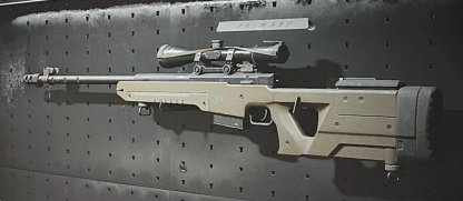 LW3 Tundra Sniper Rifle