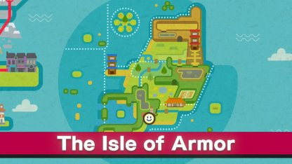 Go To Isle Of Armor ~ 3 Trials