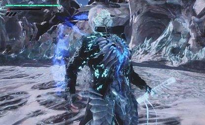 Devil May Cry 5 Vergil Boss Fight Devil Trigger / Demon Form