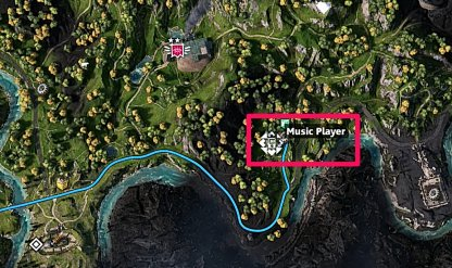 Where To Find 10 Music Players: Locations & Guide Location 6