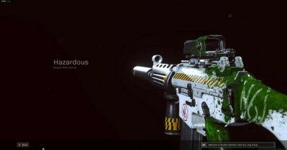 Hazardous AR
