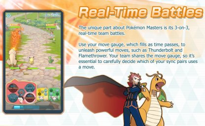 3v3 Real-time Battles