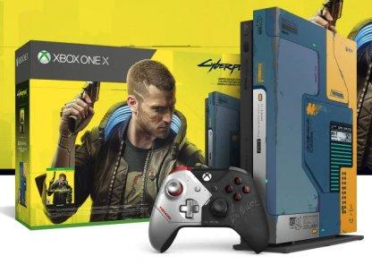 Cyberpunk 2077 Xbox Limited Edition