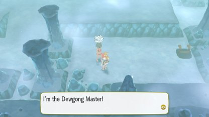 Dewgong Master Trainer