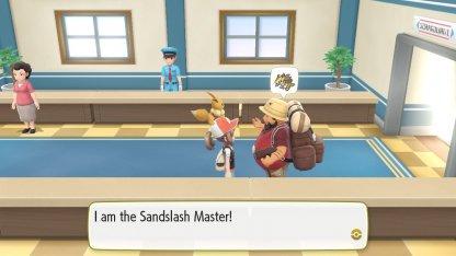 Sandslash Master Trainer