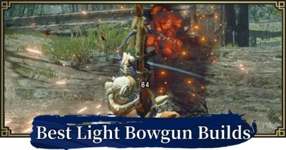 Best Bowgun Builds