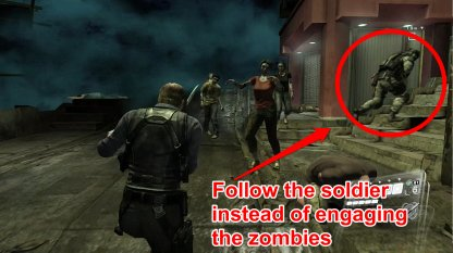 No Need to Engage Zombies