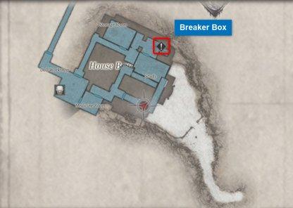 Breaker Box Found Next to Elevator (Map)