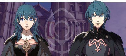 Romance As Male or Female Byleth